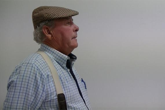 Sobre el desafió ganadero en Las Ventas, habla Joaquim Isidro Dos Santos, mayoral de Palha