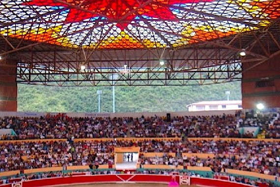 Definido Palco Presidencial para la temporada taurina 2021 en Tovar