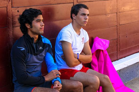 Dos alumnos de la Escuela Yiyo en la final del Camino hacia Las Ventas 2017