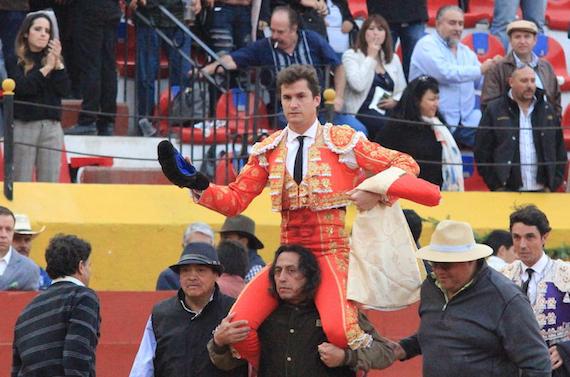 En Pachuca… Daniel Luque corta las orejas; pero Juan Pablo estuvo genial