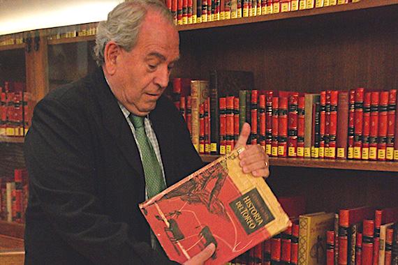 Carlos Abella la palabra de un Lord… ¡Feliz Aniversario para Toros en el Mundo!
