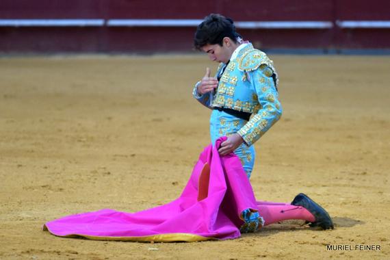 En Madrid… Badajoz tiene un torero