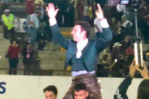 En Mazatlán… ¡Andy Cartagena no se detiene!