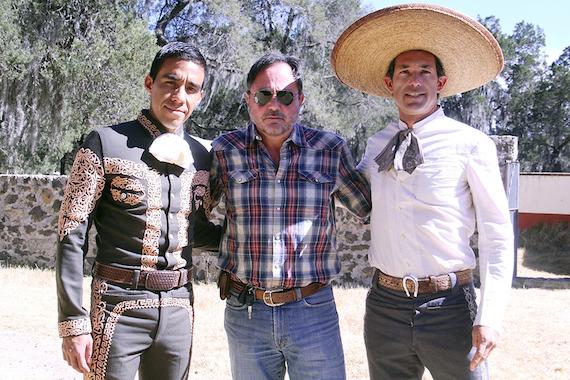 Jerónimo y Antonio Romero tentaron en Piedras Negras