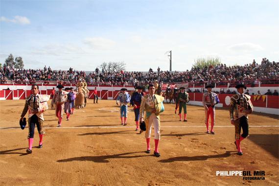 Aignan cancela su jornada taurina de Pascua
