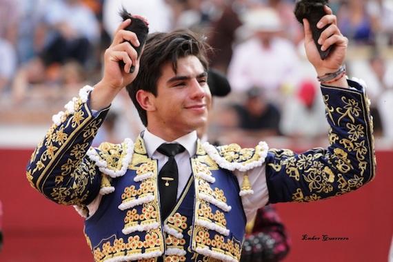 El Fandi y Colombo doblete en carteles de la Feria Internacional de San Sebastián 2020