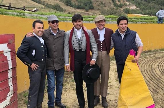 Santiago Fresneda, se pone a punto para el inicio de la Feria de Bogotá 2018