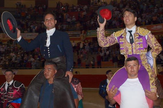 En Mérida… Rodríguez y Valencia colocan tinte triunfal a la tarde