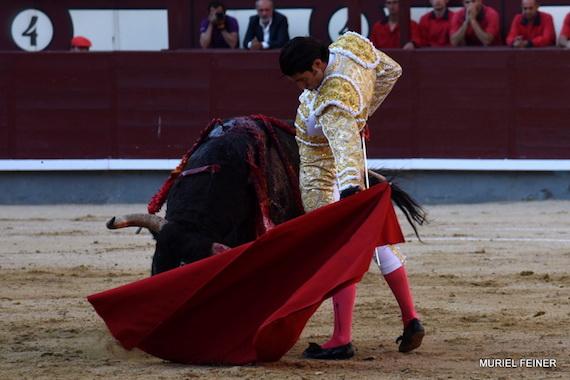 Lo dice Pepe Mata… Alejandro Talavante luminoso