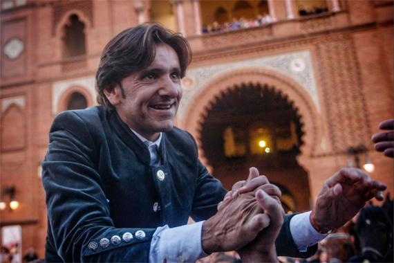 En Madrid… Puerta grande para el rejoneo de Diego Ventura