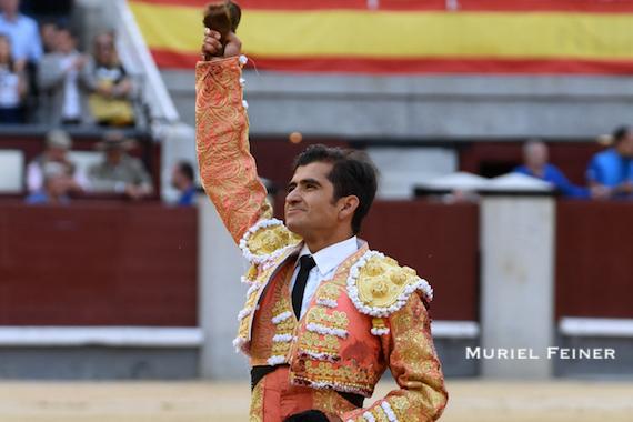 En Las Ventas… Joselito se impuso a la adversidad, y ¡triunfó!