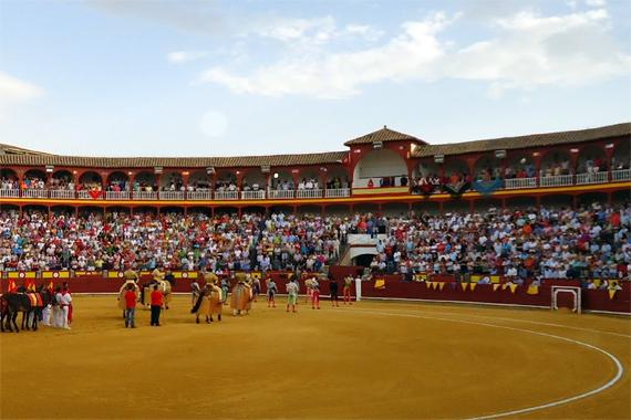 Tres corridas de toros y una de rejones en la Feria de la Virgen del Prado de Ciudad Real