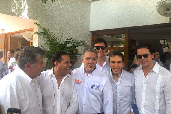 """""""Nuestro Presidente electo de Colombia, Iván Duque, respetará las tradiciones"""": Gitanillo de América"""
