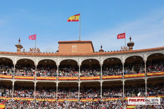 Las obras de Las Ventas obligan una nueva reubicación de las Andanadas hasta Otoño