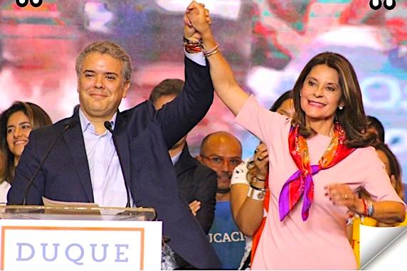 El sector taurino colombiano celebra elección de, Iván Duque, como Presidente