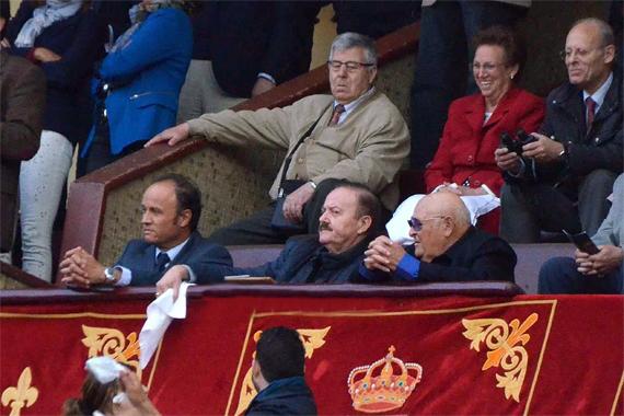 Lo comenta Miguel Ángel Yáñez… La ruleta de la fortuna instalada en el palco de Las Ventas. Necesitamos alegrías, no alharacas
