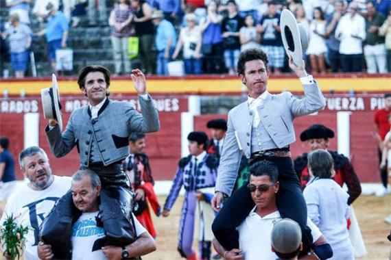 Más resultados de la Jornada Taurina de España de este domingo 17 de junio