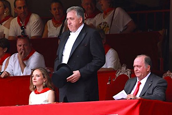 El comentario de Williams Cárdenas… El Alcalde de Pamplona: ¡Fuera del palco!