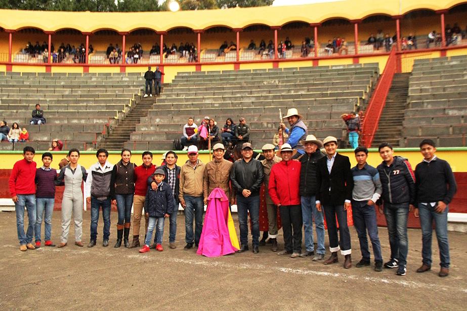 Inician la romerías taurinas en Apizaco, Tlaxcala