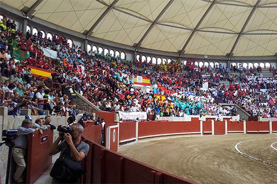 ¡Pontevedra es Taurina! Conozca a su Feria de la Peregrina