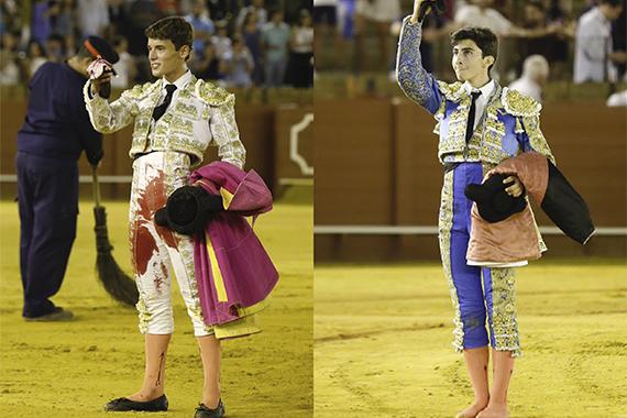 En Sevilla… Borja Collado y Manuel Perera gustan en la Maestranza