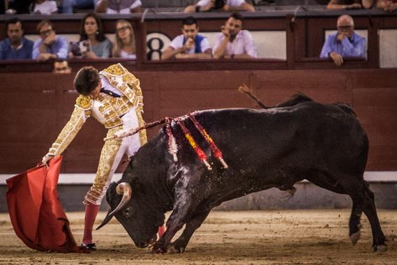 En Madrid… Poca clase de novillos, y actitud de novilleros