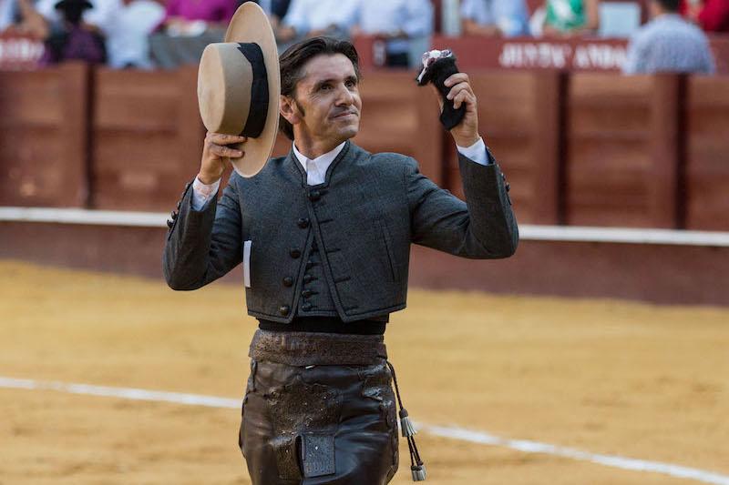 En Málaga… Se impone Diego Ventura siendo el triunfador del festejo