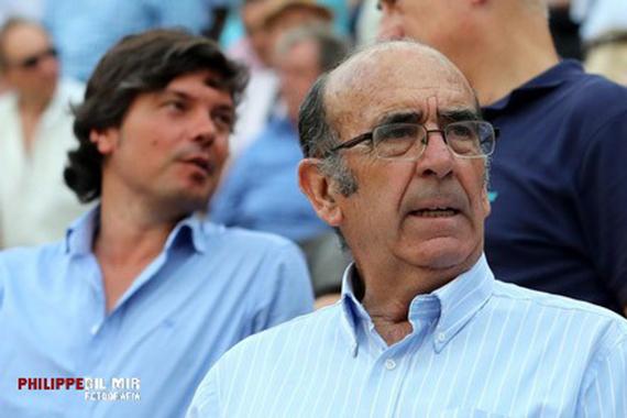 """Adolfo Martín: """"Mis toros exigen porque el toro bravo tiene que exigir"""""""