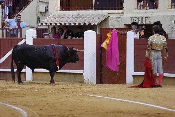 En Cuenca… Puerta grande para El Juli con un toro indultado