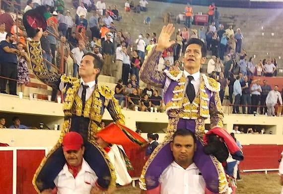 En Ciudad Juárez… El Chihuahua se impone, corta los máximos trofeos