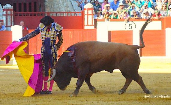 El comentario de Paco Cañamero… Emilio de Justo, ¡ese no es tu camino!
