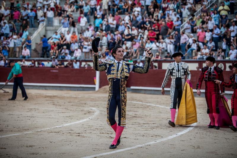 En Madrid… Oreja para Dufau en el Desafío Ganadero