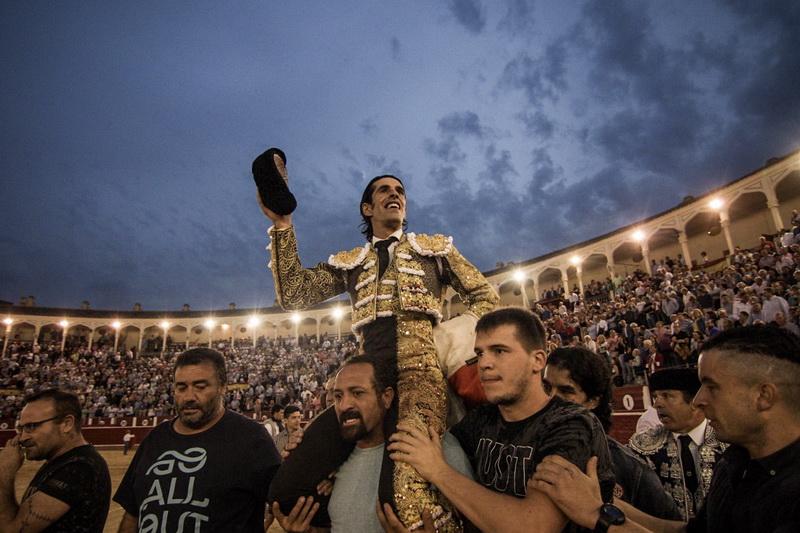 En Albacete… Talavante dice: ¡Aquí estoy yo, todavía!