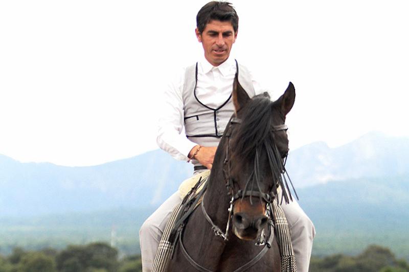 Luis Pimentel intensifica su preparación