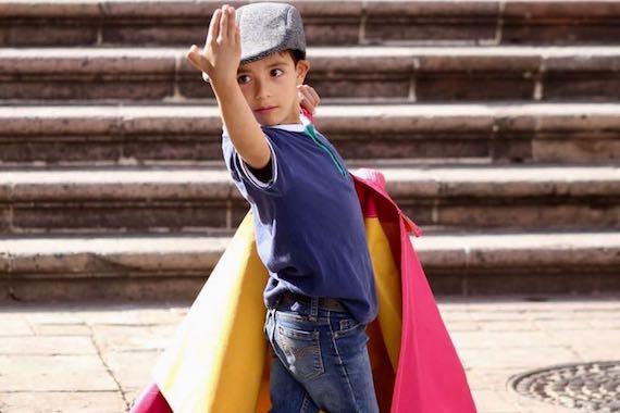 Los Niños Gratis a la segunda novillada de finalistas en la Monumental México