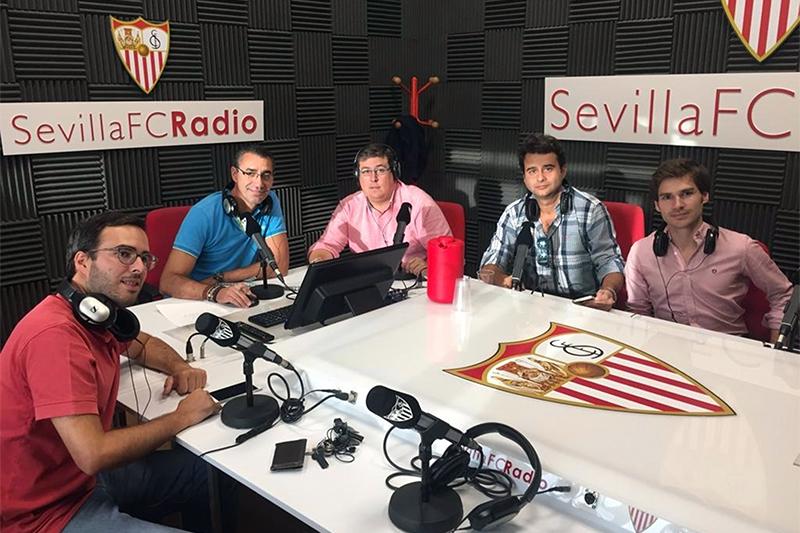 Regresa la II Temporada de 'Cuarto Tercio' a Sevilla FC Radio 91.6F.M.