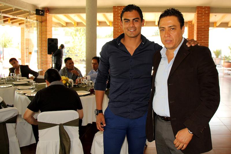 Alfonso Zamora ofrece comida de agradecimiento al joven torero Gerardo Rivera