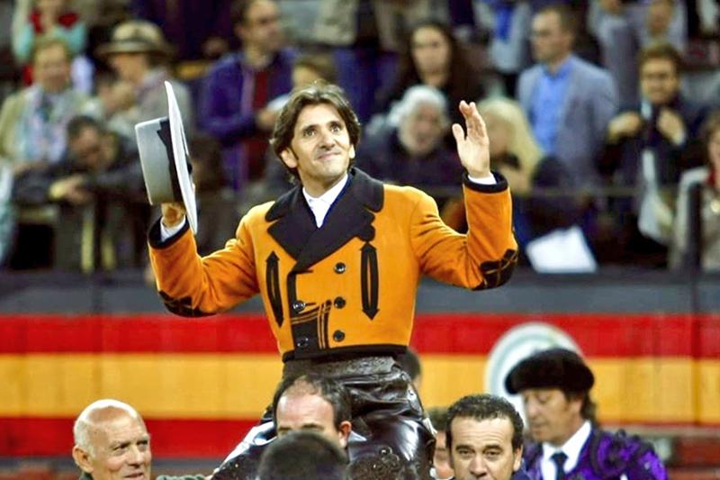 En Jaén… Puerta grande para Diego Ventura