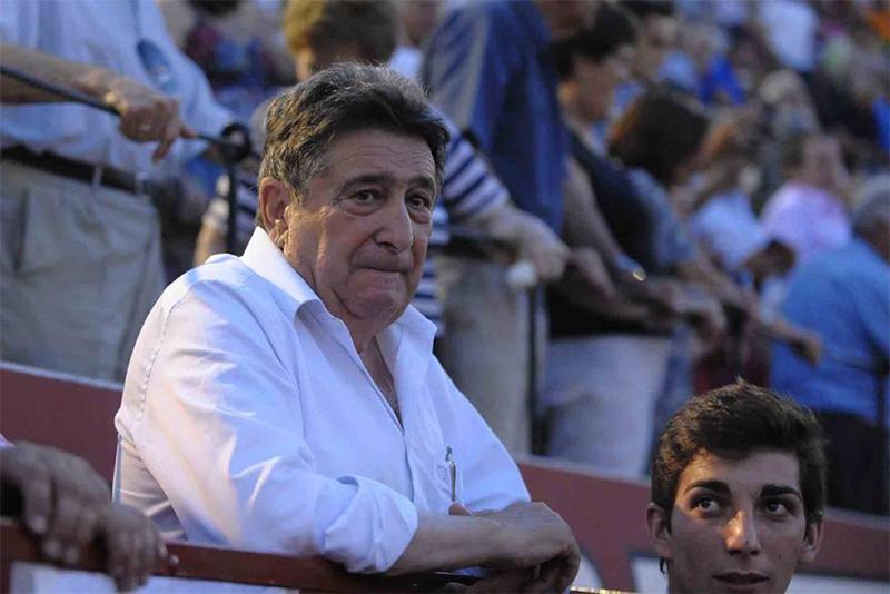Homenaje a Domingo Hernández en sus Jornadas Taurinas de Fuenlabrada
