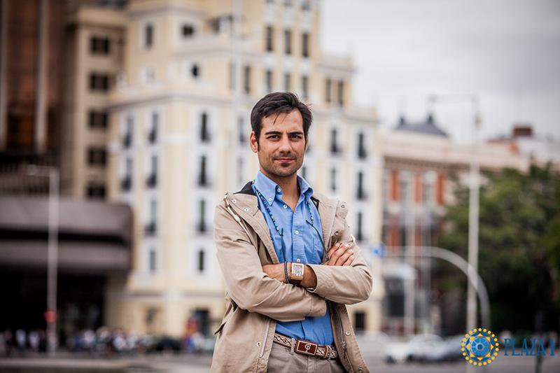 "Gómez del Pilar: ""Miedo me da quedarme parado en casa"""