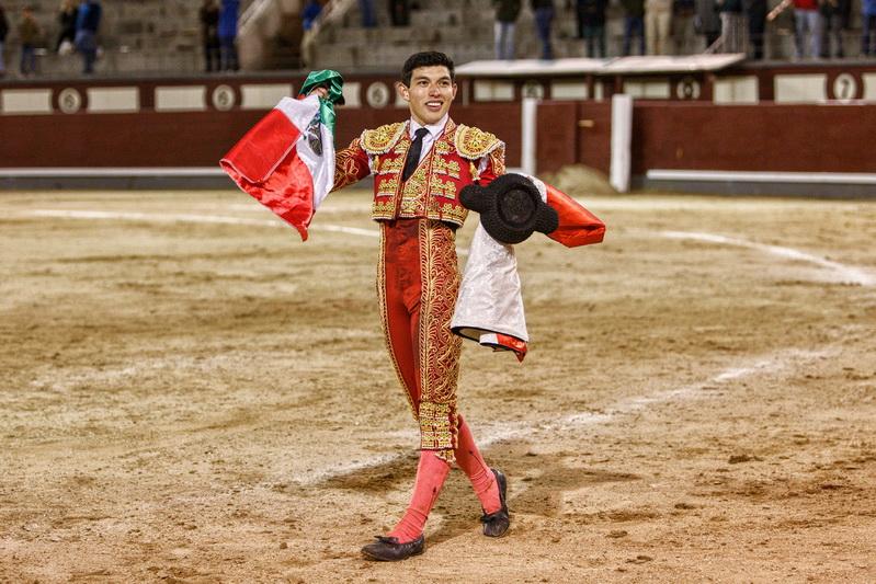 En Madrid… Isaac Fonseca, claro ganador del Camino hacia Las Ventas