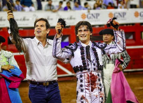 En Monterrey… Gran novillo de San Martín fue indultado