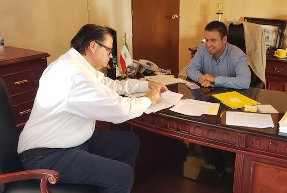 Casa Toreros firma Tlaltenango