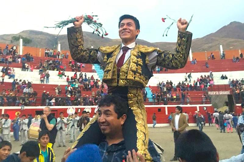 Sebastián Vela tras sus triunfos en Perú, tiene como objetivo a México