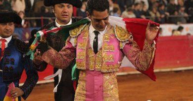 En la Monumental México… Y dijo adiós Ignacio Garibay