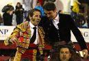 En Monterrey… A pesar del pésimo ganado, salieron en hombros Andy y Padilla