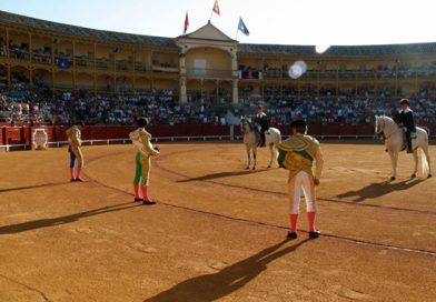 La plaza de toros de Aranjuez, con nuevo Presidente