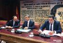 Victorino Martín comparece en el Senado de España