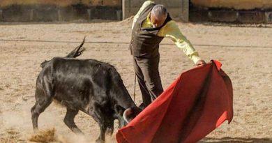 El Dandy y José Arcila disfrutaron gran tienta en San Esteban de Ovejas