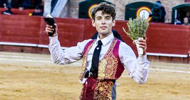 Borja Collado, triunfador de Fallas, cierra el cartel de la novillada de la Virgen